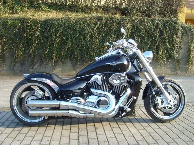 Suzuki Intruder Custom Wheels