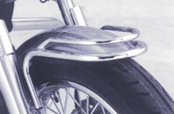 Picture of Front Fender Trim Yamaha XVS 650 Drag Star Classic