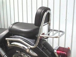 Picture of Sissy Bar Yamaha XVS 125 Drag Star