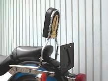 crc custom parts sissy bar o b vn 800 classic. Black Bedroom Furniture Sets. Home Design Ideas