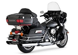 "Picture of Auspuffanlage VANCE & HINES Slip On ""Twin-Slash"" 2009 - 2013 m. ABE"