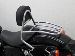Picture of Fahrer Sissy Bar Chrom H.D. 883 / 1200  ab Bj. 2004