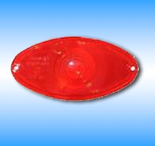 Picture of Cat Eye Ersatzglas rot