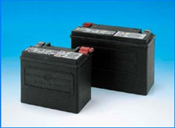 Bild von Big Power Genuine AGM Batterie 19 AH / + Links