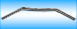 "Picture of Fehling CHROM FAT Flyer-Bar E-GAS 1 1/4"" Breite 870 mm"