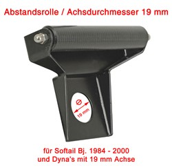 Picture of Abstandsrolle fest f. Dyna + Softail mit 19 mm Achse