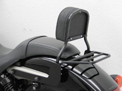 Picture of Sissy Bar special schwarz /  Honda VT 750 C7 Black Spirit