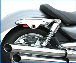 Picture of Halter f. Triumph Rocket 3 / chrom