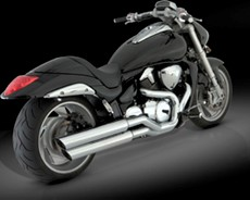 "Picture of Auspuffanlage Vance & Hines ""Big Shot"" für M 1800 / M 109 R"