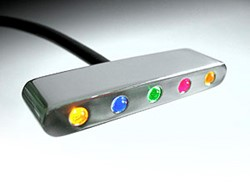 Picture of Motogadget LED XS Kontrolleuchtenset / poliert