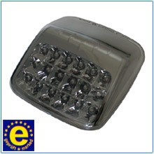 Picture of LED-Ruecklicht, getönt, H.-D. V-Rod 02-08