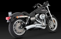 Picture of Auspuffanlage VANCE & HINES Big Radius 2 in 1 / chrom / Dyna