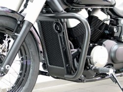 Picture of Motorschutzbügel schwarz /  Honda VT 750 C 4 Black Spirit / 38 mm