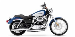 Bild für Kategorie Sportster Evo (Custom, Roadster/Low, Nightster/Iron), 2004-