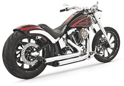 Bild von FREEDOM EG/ABE STAGGERED DUALS 2 in 2 / CHROM / SOFTAIL EG/ABE E3+E4