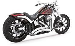 Bild von FREEDOM EG/ABE SHARP CURVE RADIUS 2 in 2 / CHROM / SOFTAIL EG/ABE E3+E4