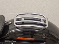 Picture of Beifahrer Rack Chrom HD Dyna Street Bob ab Bj. 2009