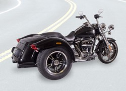 "Picture of Jekill & Hyde Big Shot  E4 ""TRIKE"" / SCHWARZ / FREEWHEELER"