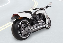 "Bild von Jekill & Hyde Streetfighter / 2 1/2"" OEM / SATIN Chrom / MUSCLE V - Rod / E3"