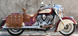 "Bild von Penzl ""V2-SPEED"" E4/  INDIAN / CHIEF VINTAGE / CHIEFTAIN / CHIEFTAIN DARK HORSE / verchromt / AB Bj. 2017"