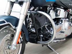 Picture of Motorschutzbügel 38 mm / Chrom  f.H.D.Softail ab 2007 (Twin Cam 96B)